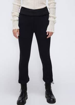 Ann Demeulemeester Straight Leg Trousers