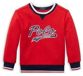 Ralph Lauren Little Boy's Logo Sweatshirt
