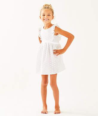 Lilly Pulitzer Girls Madelina Dress