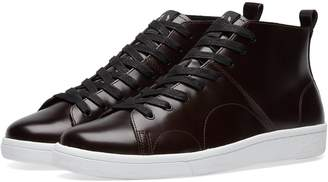 Fred Perry Authentic x George Cox Leather Monkey Boot
