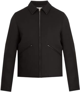 Acne Studios Miles point-collar jacket