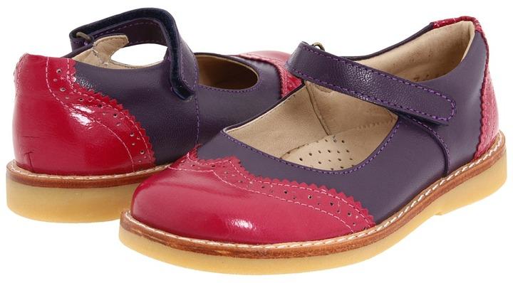 Elephantito 2c Mary Jane FA11 (Infant/Toddler) (Orchid/Plum) - Footwear