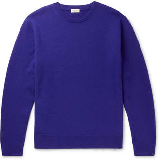 Dries Van Noten Oversized Merino Wool Sweater