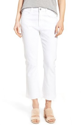 Women's Citizens Of Humanity Drew Crop Flare Jeans $218 thestylecure.com