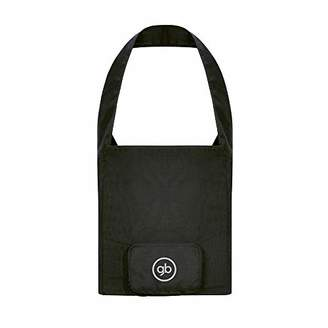gb Gold Travel Bag, for gb Ultra Compact Pushchair Pockit, Black