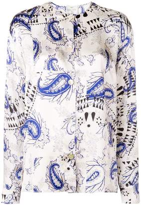 Forte Forte paisley pattern blouse