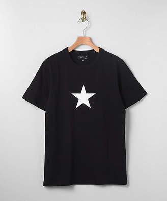 agnès b. (アニエス ベー) - [アニエスベー オム] ロゴ半袖Tシャツ(EA65SD02)