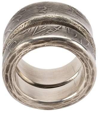 Werkstatt:Munchen Combination Urban Traces ring