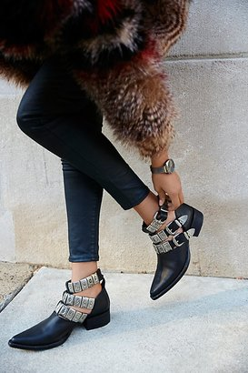 Ace Western Boot by Jeffrey Campbell at Free People $248 thestylecure.com