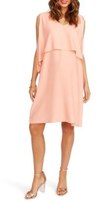 Women's Rosie Pope Janie Maternity Dress $178 thestylecure.com