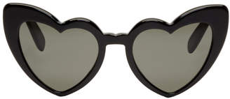 Saint Laurent Black SL 181 Lou Lou Sunglasses