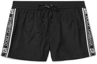 Dolce & Gabbana Short-Length Swim Shorts