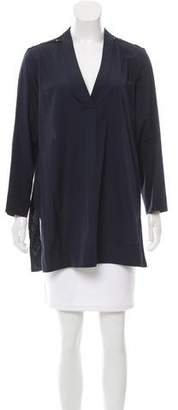Tome V-Neck Long Sleeve Tunic w/ Tags