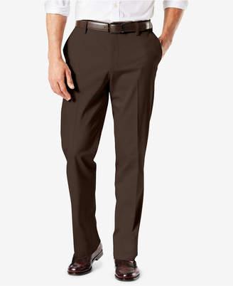 Dockers New Men Big & Tall Signature Lux Cotton Classic Fit Stretch Khaki Pants