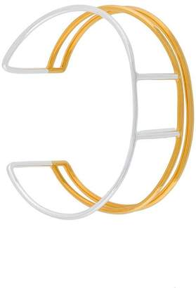 Maya Magal two tone bangle