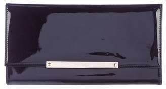 Jimmy Choo Jimmy Choo Patent Leather Clutch