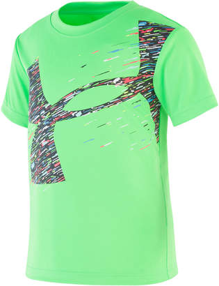 bd21977fd Under Armour Green Tops For Boys - ShopStyle Canada