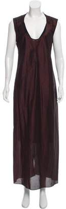 Narciso Rodriguez Sleeveless Maxi Dress