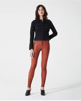 AG Jeans The Legging - Red Clay