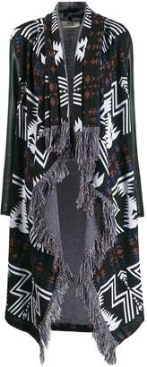 Semi-Couture Semicouture cardigan coat