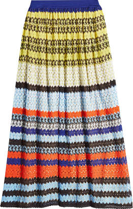 Missoni Knit Midi Skirt