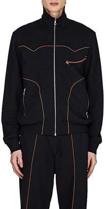 Dries Van Noten Men's Cotton Terry Track Jacket
