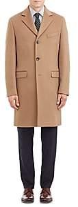 Barneys New York Men's Cashmere Coat - Camel