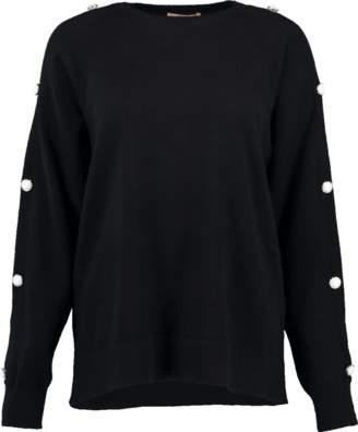 Michael Kors Cold Shoulder Sweater