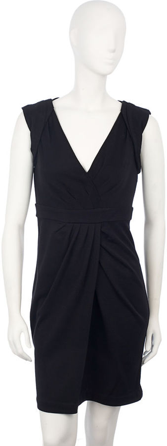 Diane von Furstenberg Whitley Dress - Black