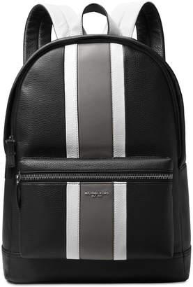 Michael Kors Men's Colorblocked Leather Backpack