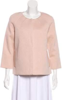 L'Agence Long Sleeve Casual Jacket
