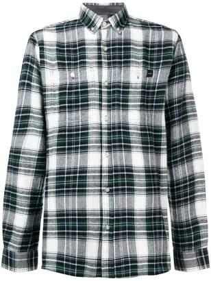 Edwin check shirt