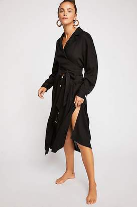 Got Some Sun Midi Dress