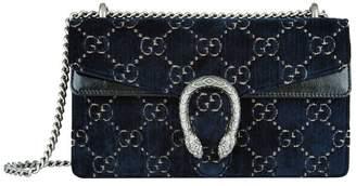 Gucci Velvet Dionysus Shoulder Bag