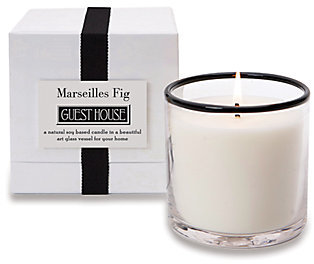 Lafco Inc. Guest House/Marseilles Fig Glass Candle