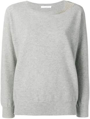 Fabiana Filippi loose fitted sweatshirt