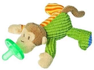 Mary Meyer WubbaNub Pacifier Mango Monkey Plush Toy by by