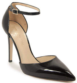 275 Central - 2 Piece Shoe - Tapered Toe Pump