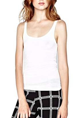 Michael Lauren Basic Rib Tank
