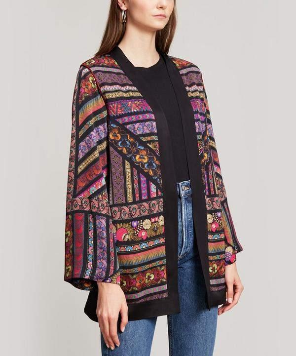 Agate Paisley Jacket