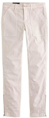 J.Crew Skinny zipper pant