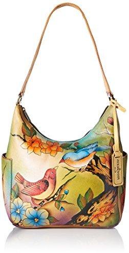 Anuschka 382 Hobo Shoulder Bag