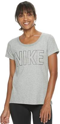 Nike Women's Dri-FIT Training T-Shirt