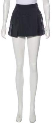 Theyskens' Theory Tonal Mini Skirt