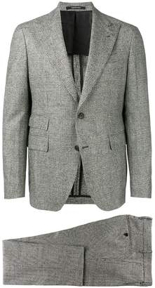 Tagliatore houndstooth suit jacket