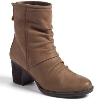 Rockport Cobb Hill Natashya Slouchy Block Heel Bootie