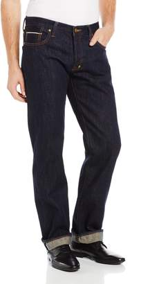 PRPS GOODS&CO. Goods & Co. Men's Barracuda Straight Leg Selvedge Jean in