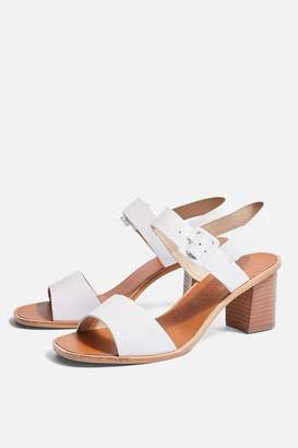 Topshop NANCY Wide Fit Sandals