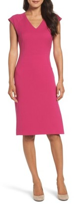 Women's Vince Camuto Body-Con Dress $148 thestylecure.com