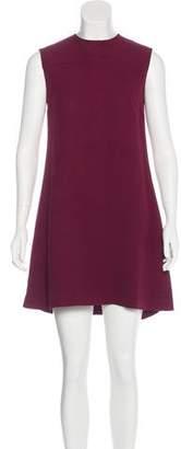 Miu Miu Crepe Shift Dress